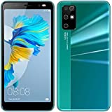 Mobile Phones Unlocked,5.5 inch Dual SIM 3G Android Smartphone(1GB RAM+4GB ROM,2800mAh Battery, Dual Cameras,WIFI,Bluetooth,G