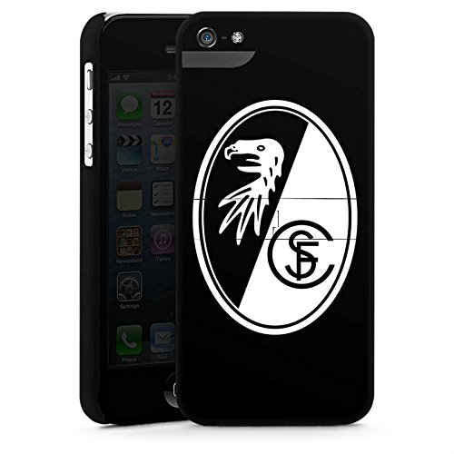 Apple iPhone 6 Hülle Case Handyhülle SC Freiburg Fanartikel Fussball Premium Case StandUp