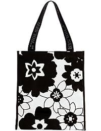 ROLSER Shopping Bag Flora - Bolsa de asa superior de sintético unisex