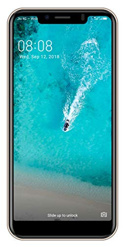 "Innelo 1 (5.86"" HD+ Notch Display, 2GB+16GB, Platinum Gold)"