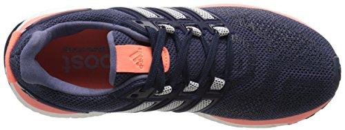 Adidas Energy Boost 3 W Chaussures de course, violet / blanc / soleil Glow jaune, 5 M Us Purple/White/Sun Glow Yellow