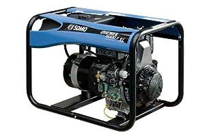 - Groupe électrogène monophasé 6.5kVA DIESEL 6000 E XL C moteur KOHLER KD440