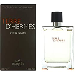 Hermès terre d'hermes eau de toilette spray for men 100ml