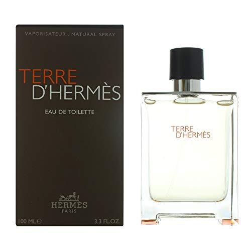 Hermès Terre homme/ man, Eau de Toilette, Vaporisateur/ Spray, 1er Pack, (1x 100 ml) -