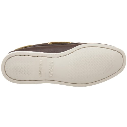 Sperry Sperry A/O 2-Eye Leather sahara 9155240, Chaussures basses femme Brun