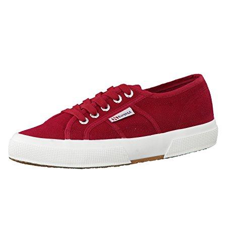 Superga 1705 Cotu, Unisex - Erwachsene Sneaker Scarlet