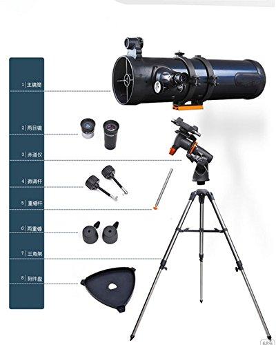 LIHONG TELESCOPIO ASTRONOMICO HD ALTA TASA DE VISION NOCTURNA STAR   CONSULTE STAR TELESCOPIO NUEVO CLASICO DE LA MODA