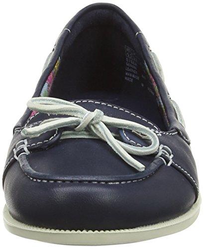 Timberland Ek Cornish, Chaussures bateau femme Bleu (Navy Gluvy)