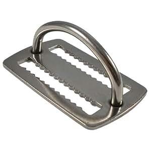 Prime Scuba choix de plongée en acier inoxydable avec anneau en corde avec ceinture