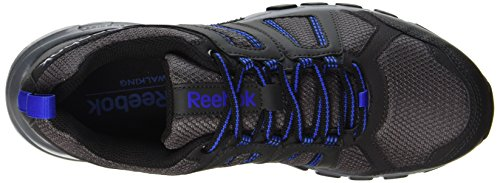 Reebok Dmx Ride Comfort Rs 3.0, Scarpe da Nordic Walking Uomo Grigio (Ash Grey/coal/vital Blue/alloy/black)