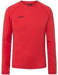 Izas Nelion Camiseta térmica, Hombre, Rojo, M