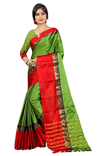 Traditional Ethnic Tassar Silk Banarasi Sarees With Unstitched Blouse Design, Red And...