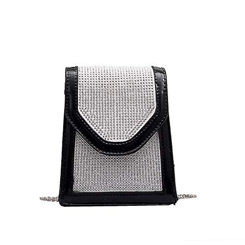 Mitlfuny handbemalte Ledertasche, Schultertasche, Geschenk, Handgefertigte Tasche,Frauen Wild Messenger Bag Fashion One-Shoulder Kleine quadratische Tasche (Ti-30x Taschenrechner Pink)