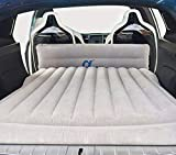 Topfit-Custodia Auto Gonfiabile Auto Materasso Gonfiabile da Viaggio Supporto Veicolo SUV Sedile per Modello S e Modello X