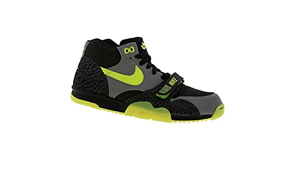 e5b49c18945958 Nike Air Trainer 1 Premium 112 Pack 329424 071 DJ Clark Kent Neon Reflect  DS 08  Amazon.co.uk  Shoes   Bags