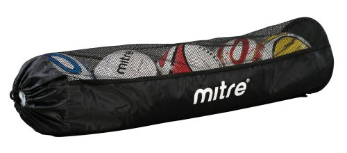 Mitre, H2828, Custodia A Tubo Per Palline, Uomo, Nero, Taglia Unica