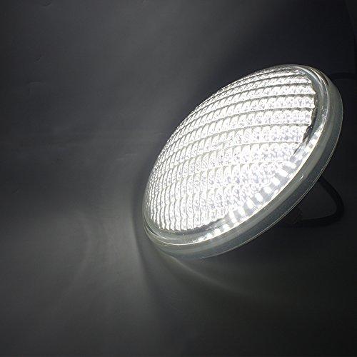 LED PAR56 Poolleuchte Poolbeleuchtung 333 LEDs weiß 6000-6500 K