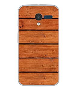Fuson Designer Back Case Cover for Motorola Moto X :: Motorola Moto X (1st Gen) XT1052 XT1058 XT1053 XT1056 XT1060 XT1055 (one must be able to say I)
