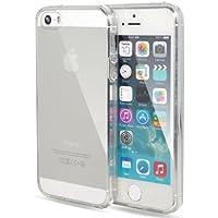 itronik iPhone 5 5S 5SE TPU Hülle Schutzhülle Crystal Case Durchsichtig Klar Silikon transparent