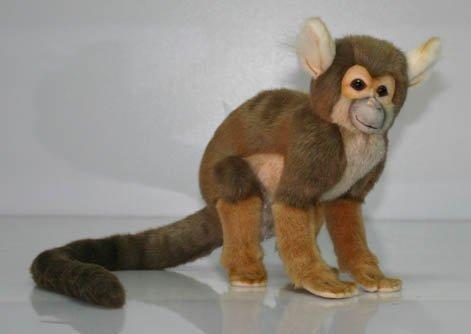 Hansa Squirrel Monkey Stuffed Plush Animal Large By Hansa Buy