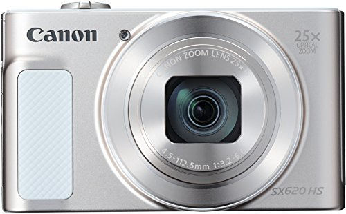 Canon-PowerShot-SX620-HS-Cmara-Digital-compacta-DE-202-MP-Pantalla-de-3-Zoom-ptico-25x-WiFi-NFC-Video-Full-HD-Blanco