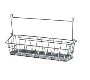 Ikea Steel Wire Basket 900.726.48, Silver