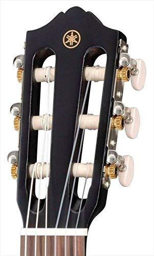 Yamaha GL1 BL Akustik Gitalele inkl. Gigbag schwarz - 4