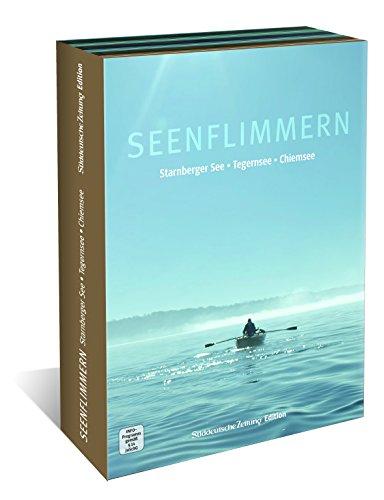 Seenflimmern. Die Trilogie auf DVD/ Starnberger See/ Tegernsee/ Chiemsee