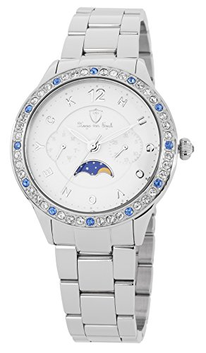 Hugo von Eyck ladies quartz watch Lacertae, HE516-111