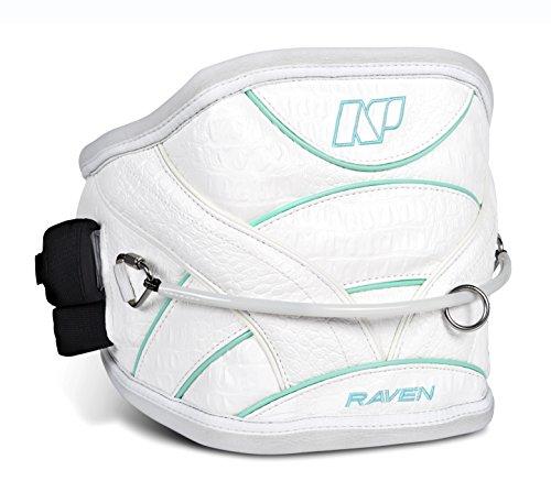 NEIL PRYDE NP Raven Damen Kite + Surf Trapez (C1 white/teal, L)
