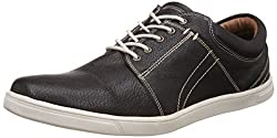 Knotty Derby Mens Terry Derby Shoe Black Sneakers - 9 UK/India (43 EU)