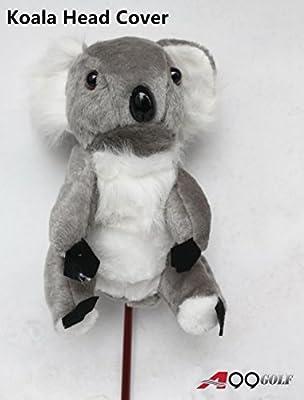 A99Golf Animal Koala Head