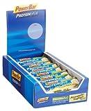 PowerBar Protein Plus Bar +L-Carnitin 15 x 35g Riegel Himbeer-Joghurt