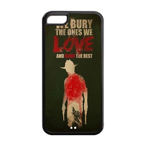 Coque de protection en TPU pour iPhone 5C Customize The Walking Dead Case for iPhone 5C [The Walking Dead]