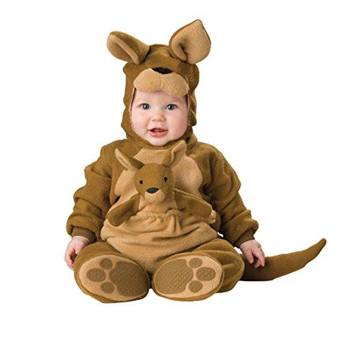 YYF Baby Kleinkinder Animal Kostüm Halloween Party Jumpsuit Winter Strampler ()