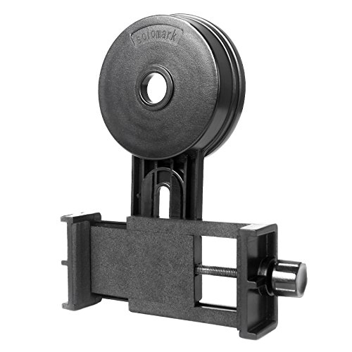 FLAGPOWER Universal Cell Phone Telescope Clip Adapter Mount