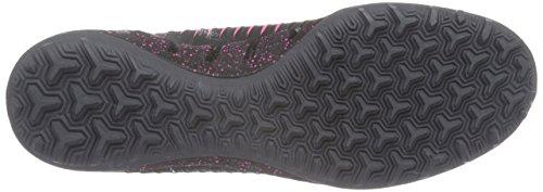 Nike Mercurialx Finale Ii Tf, Chaussures de Football Homme Noir (Black/Black-Pink Blast-Gm Lght Brwn)