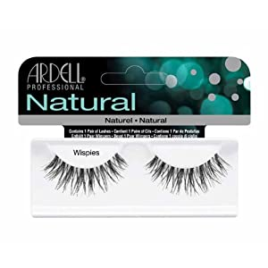 Ardell Invisibands Lashes Glamour - Wispies Black