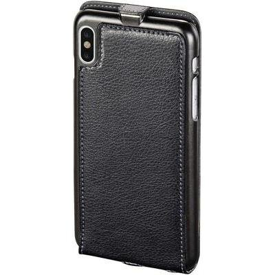 Hama Flap-Tasche Smart Case f‹¨«r Apple iPhone X, 00181385 (Apple iPhone X,) (Flap-tasche)