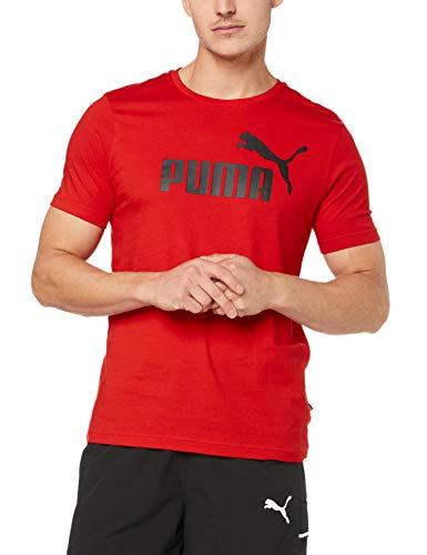 Zoom IMG-1 puma ess logo maglietta uomo