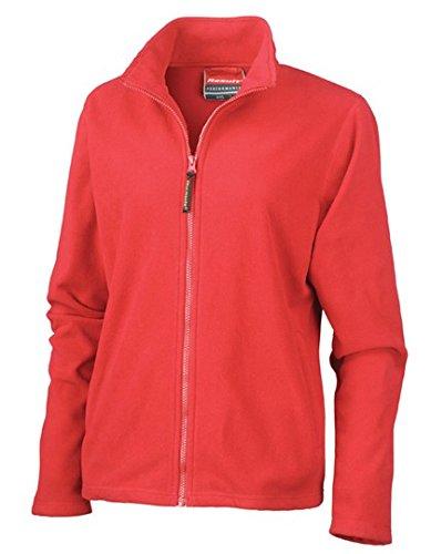 Result R115 F la Femme Polaire XL Rouge Cardinal