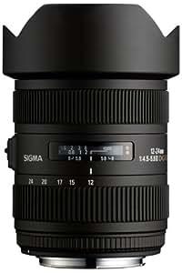 Sigma 12-24mm f/4.5-5.6 MK II DG HSM Zoom Lens for Pentax DLSR Camera