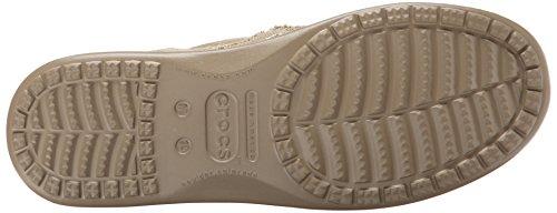 Crocs Santa Cruz, Espadrilles homme Marron (Kaki 261)