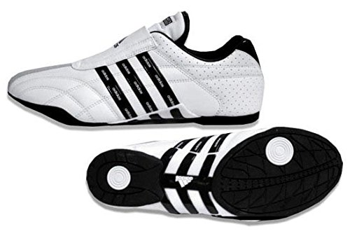 Adidas scarpa sneaker martial arts adilux aditlx01matte scarpe per taekwondo, 5.5