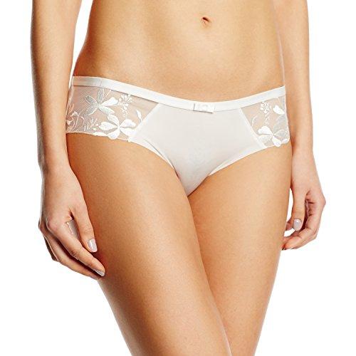 Triumph Damen Hipster Sexy Angel Spotlight Hip, Elfenbein (Silk White GZ), Gr. 38