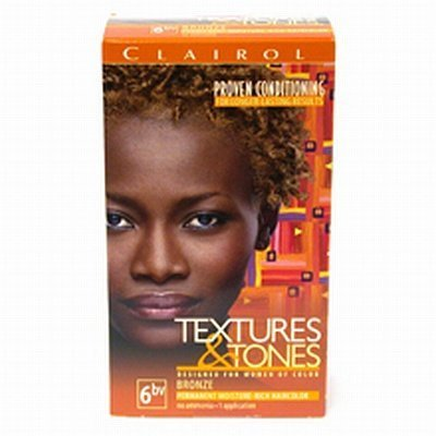 Clairol Kit Textures & Tones #6Bv Bronze