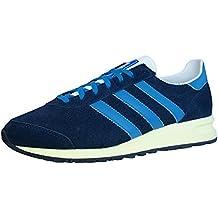 adidas Originals Marathon 85 Zapatillas de deporte de los hombres-Blue-49.5 7cfb1ec63