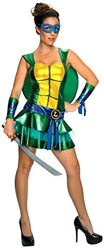 Kostüm Leonardo Ninja Turtles sexy (Turtle Ninja Kostüme Adult)