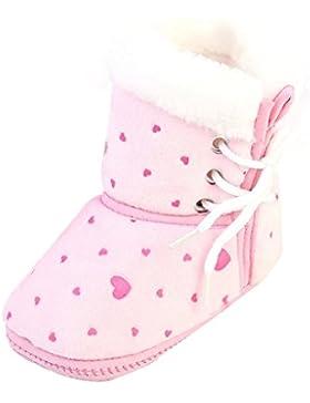 LuckyGirls Schneeschuhe Baby Schuhe Baumwolle Kleinkind Neugeborenes Baby Stiefel Weiche Sohle Stiefel Prewalker...