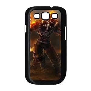 Lol Samsung Galaxy S3 9300 Handyfall hülle schwarz Handy Fallabdeckung EEECBCAAI08454